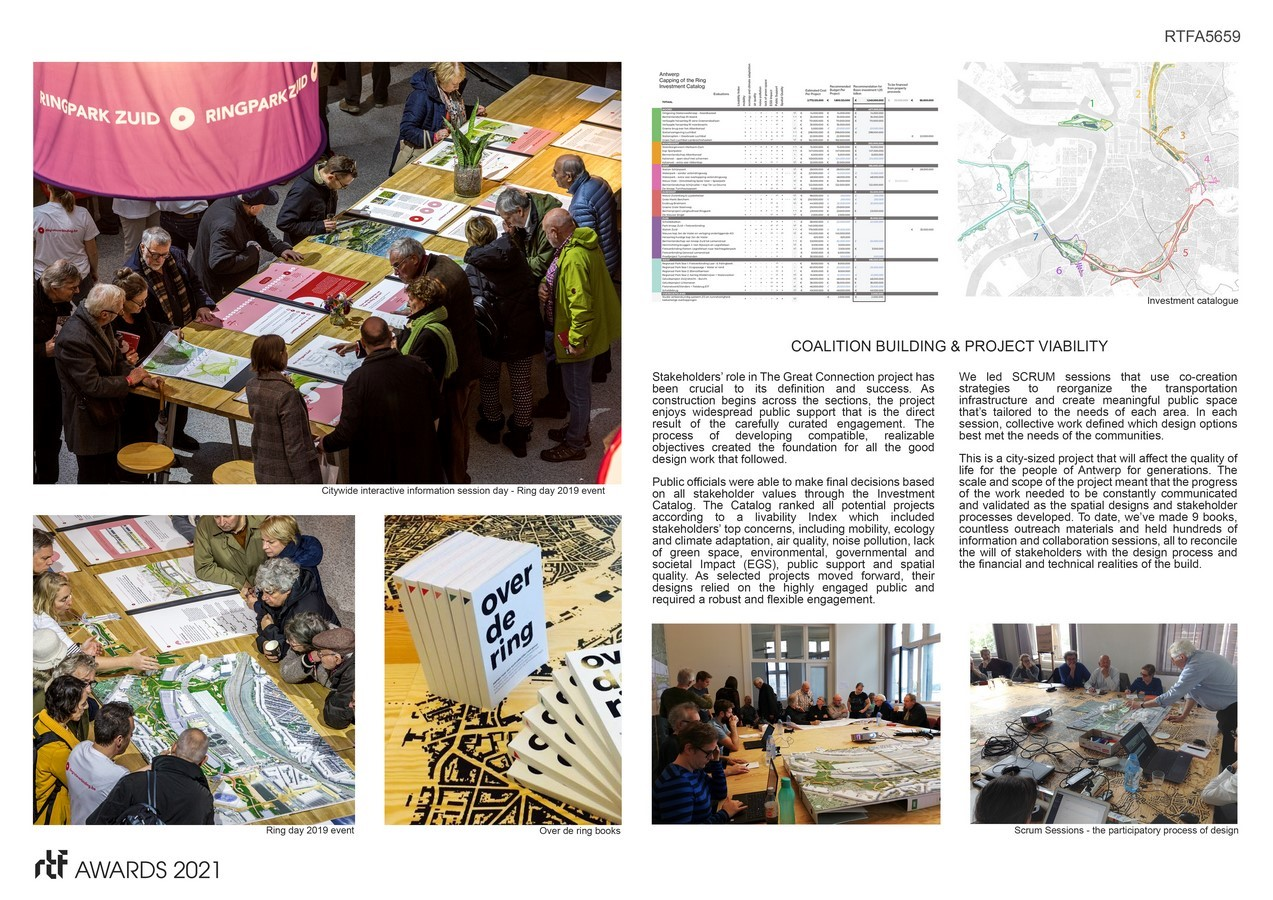 THE GREAT CONNECTION ANTWERP PROJECT By ORG - Organization for Permanent Modernity - Sheet4
