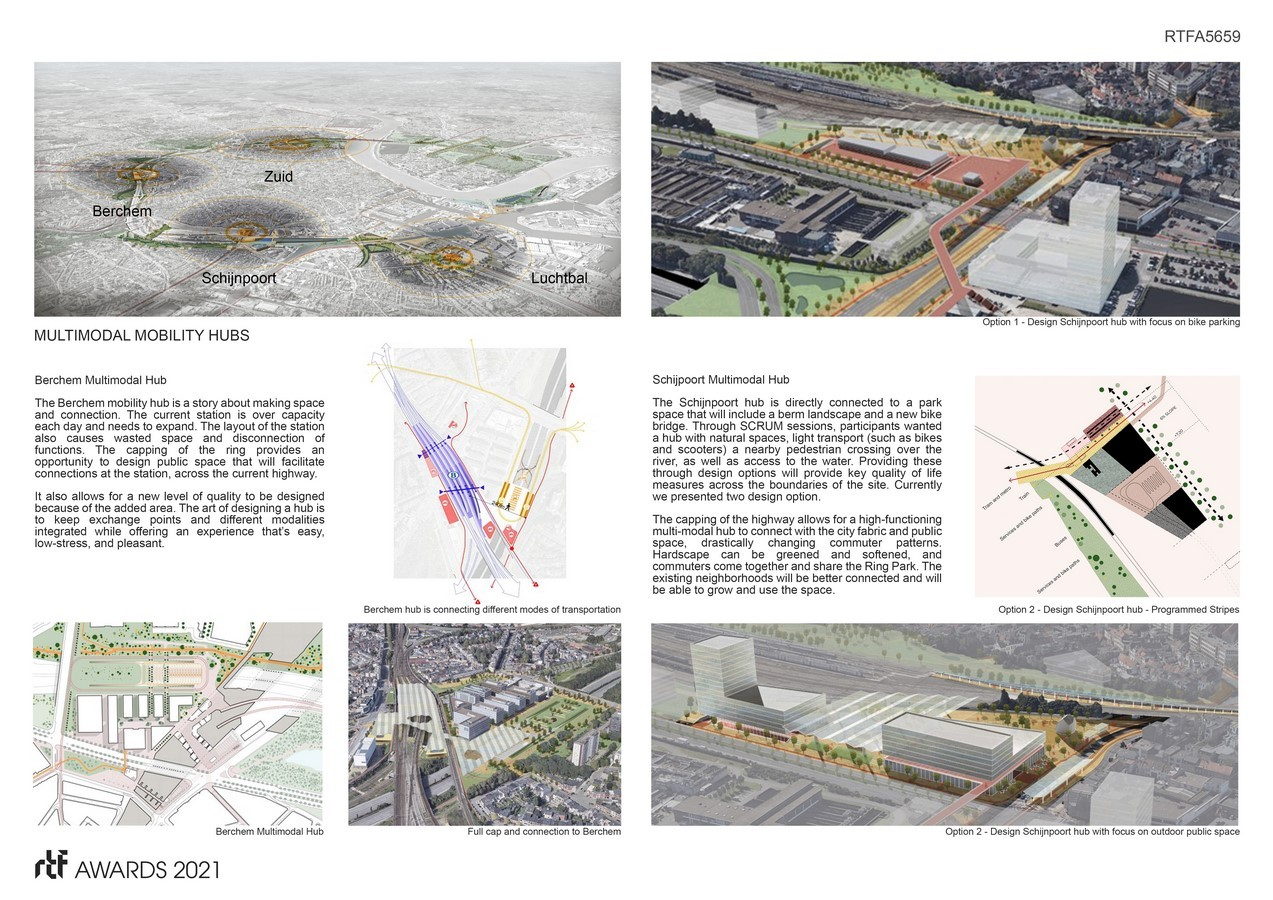 THE GREAT CONNECTION ANTWERP PROJECT By ORG - Organization for Permanent Modernity - Sheet5