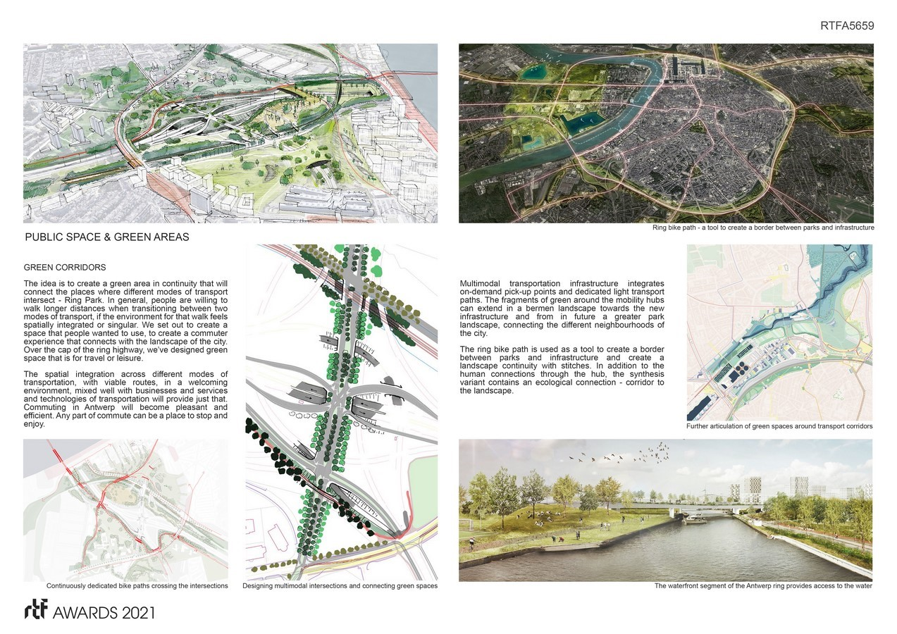 THE GREAT CONNECTION ANTWERP PROJECT By ORG - Organization for Permanent Modernity - Sheet6