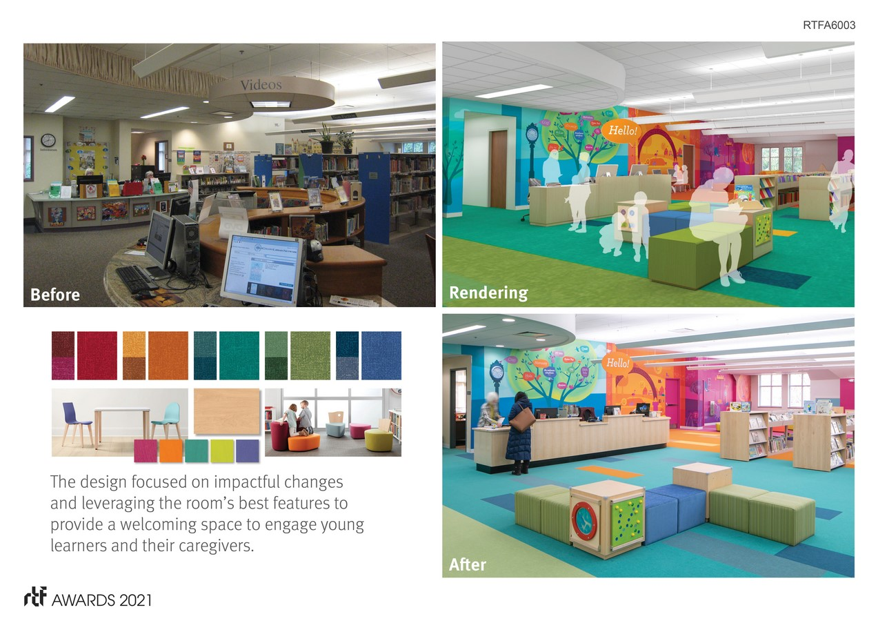 Thayer Children's Library By Arrowstreet Inc. - Sheet2