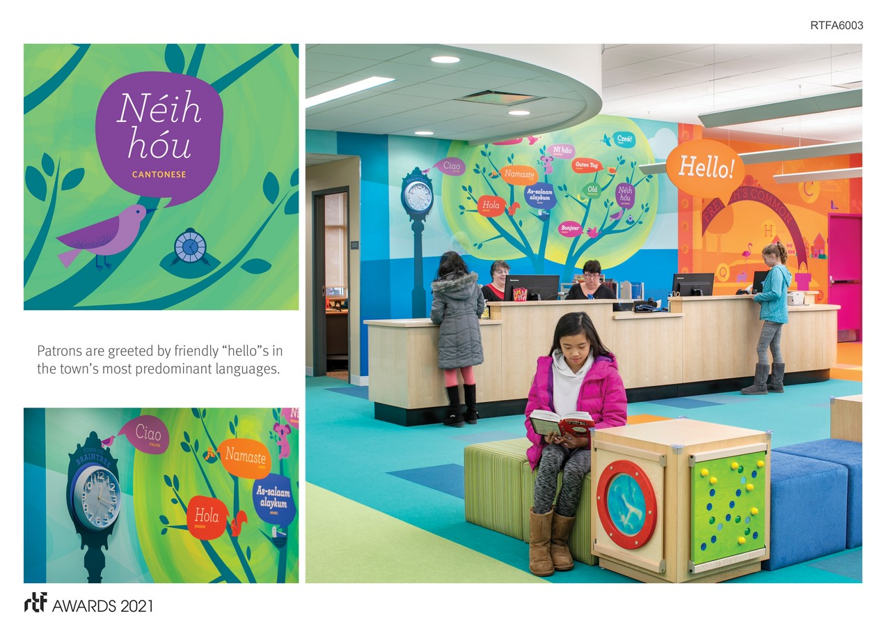 Thayer Children's Library By Arrowstreet Inc. - Sheet6
