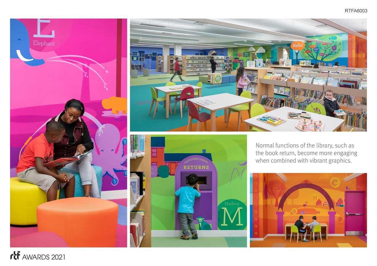 Thayer Children's Library By Arrowstreet Inc. - Sheet3