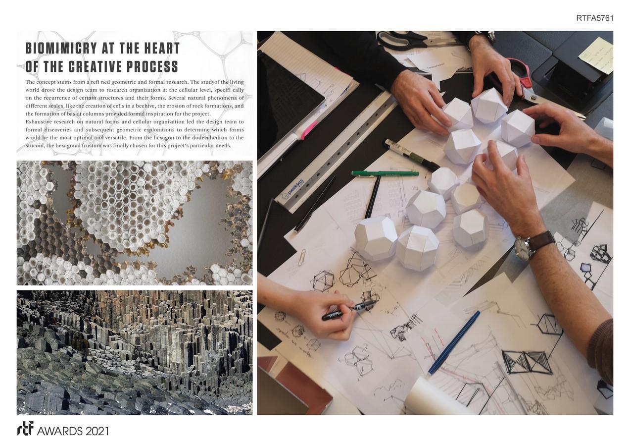 The Biodôme Boutique By ADHOC Architectes +MESSIER designers - Sheet2