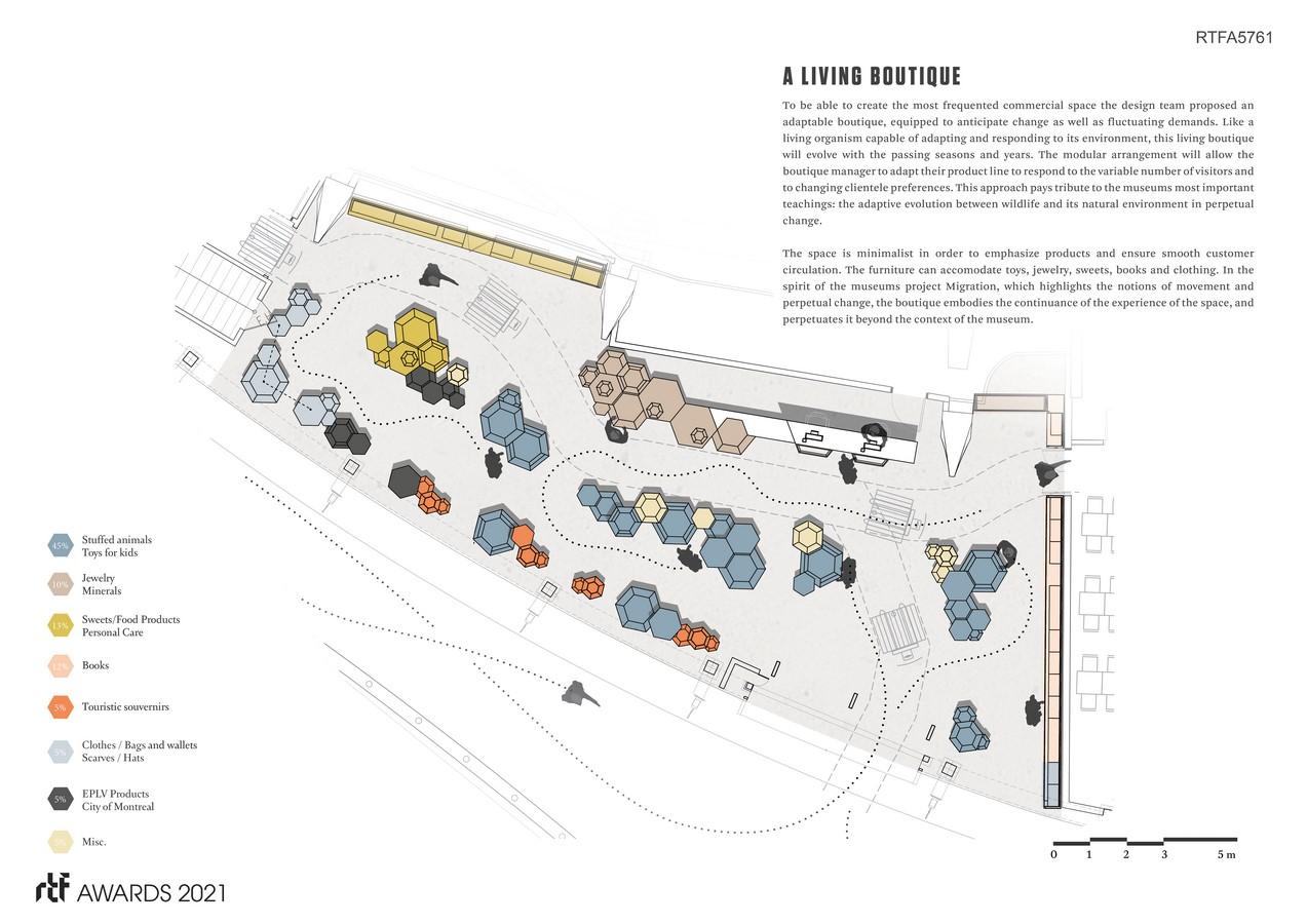 The Biodôme Boutique By ADHOC Architectes +MESSIER designers - Sheet3