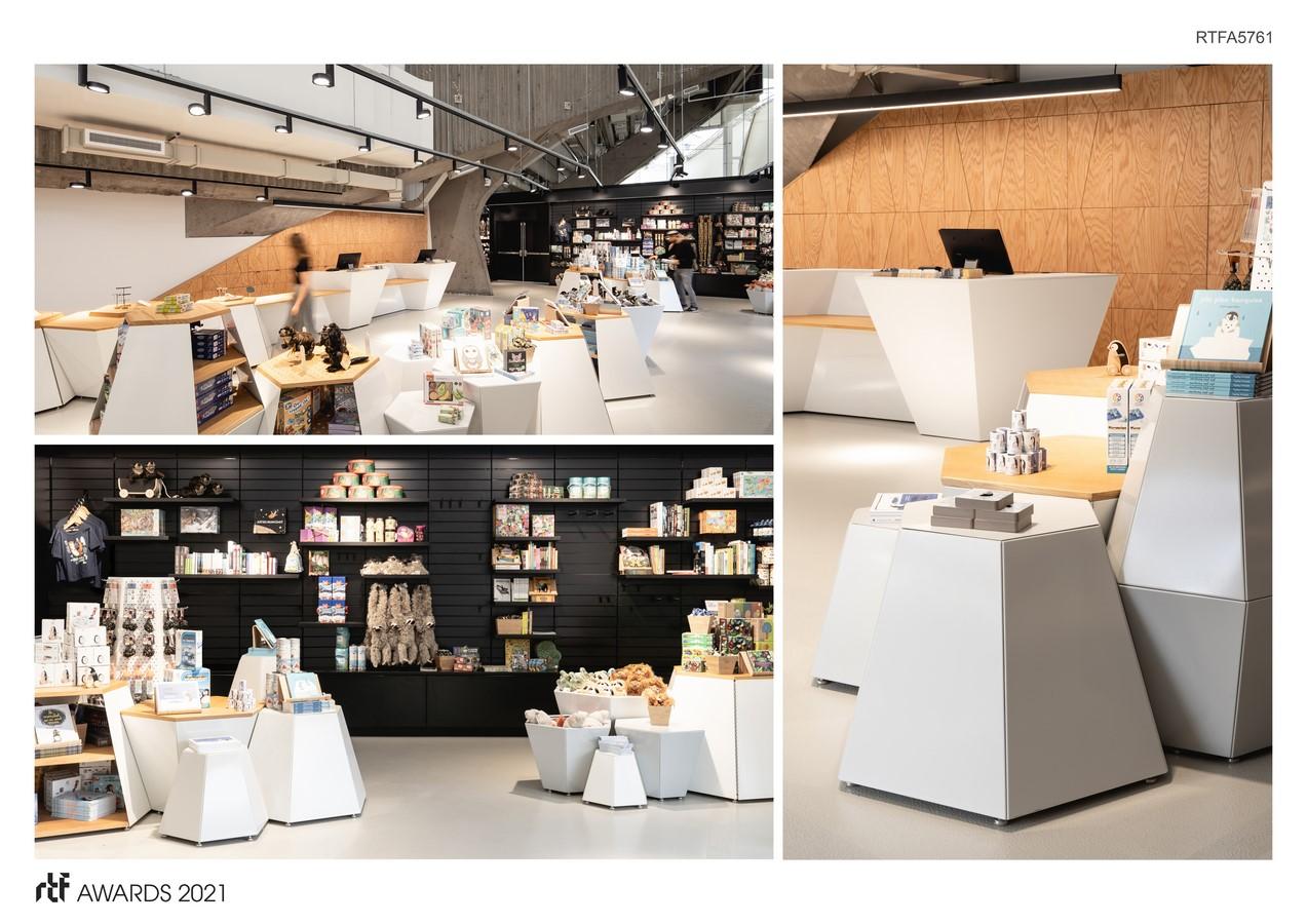 The Biodôme Boutique By ADHOC Architectes +MESSIER designers - Sheet4