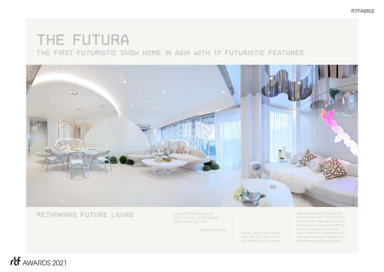 The Futura By Alexander Wong Architects Limited - Sheet1