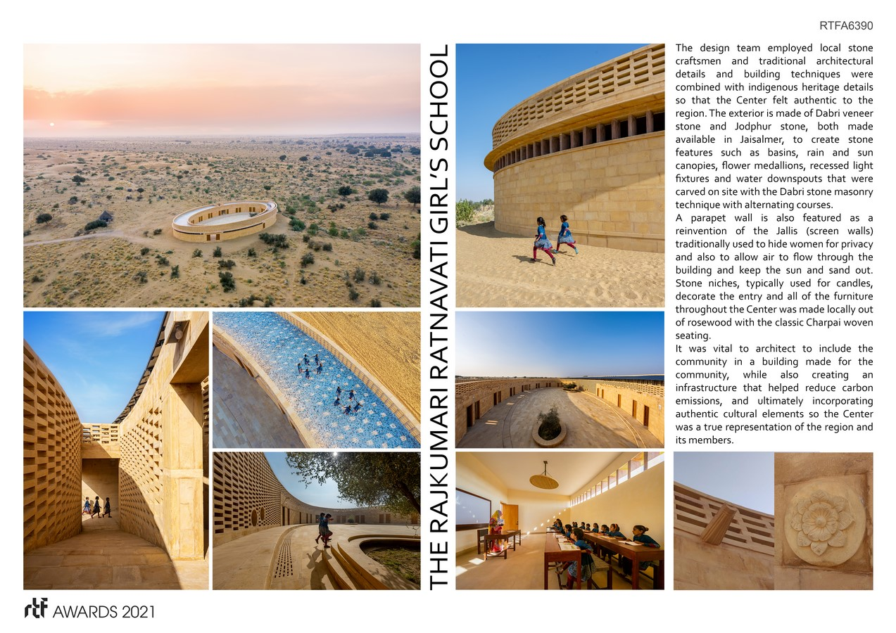 The GYAAN Center By Diana Kellogg Architects - Sheet3