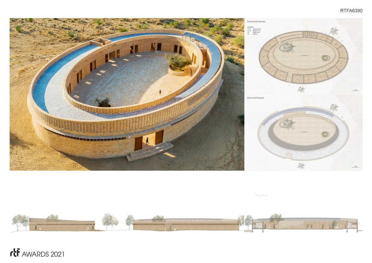 The GYAAN Center By Diana Kellogg Architects - Sheet4