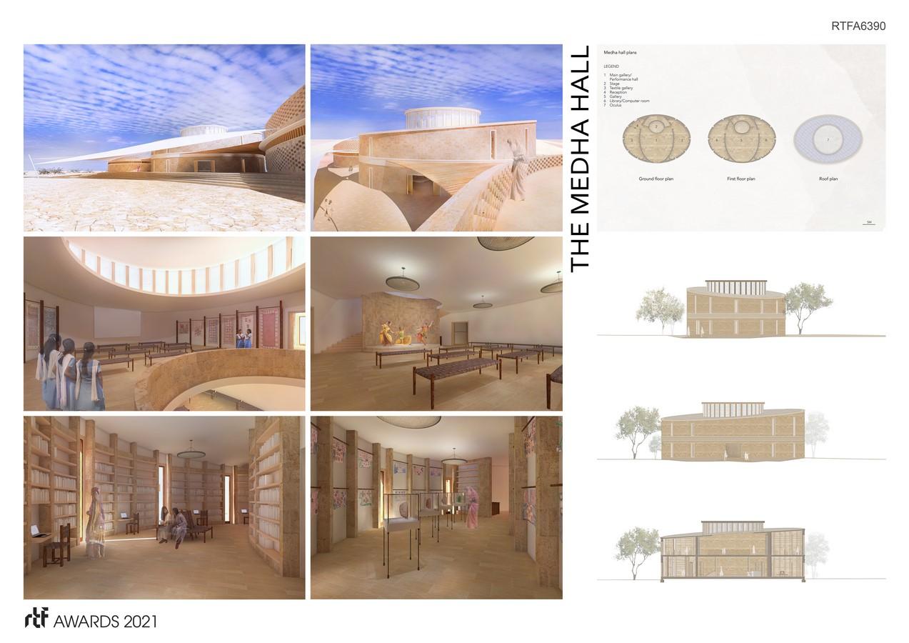 The GYAAN Center By Diana Kellogg Architects - Sheet5