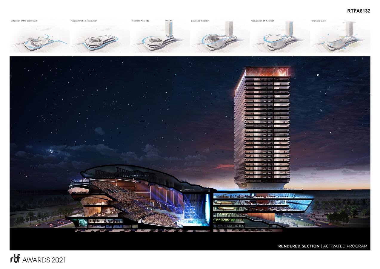 Toronto Performance Venue + Hotel By Populous - Sheet5
