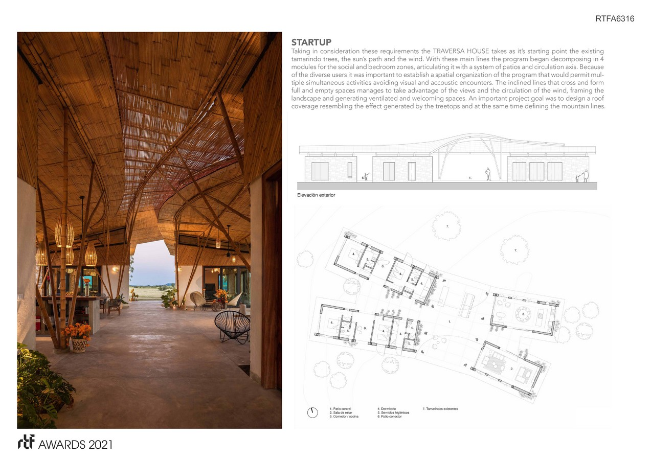 Traversa House By Marina Vella Arquitectos - Sheet