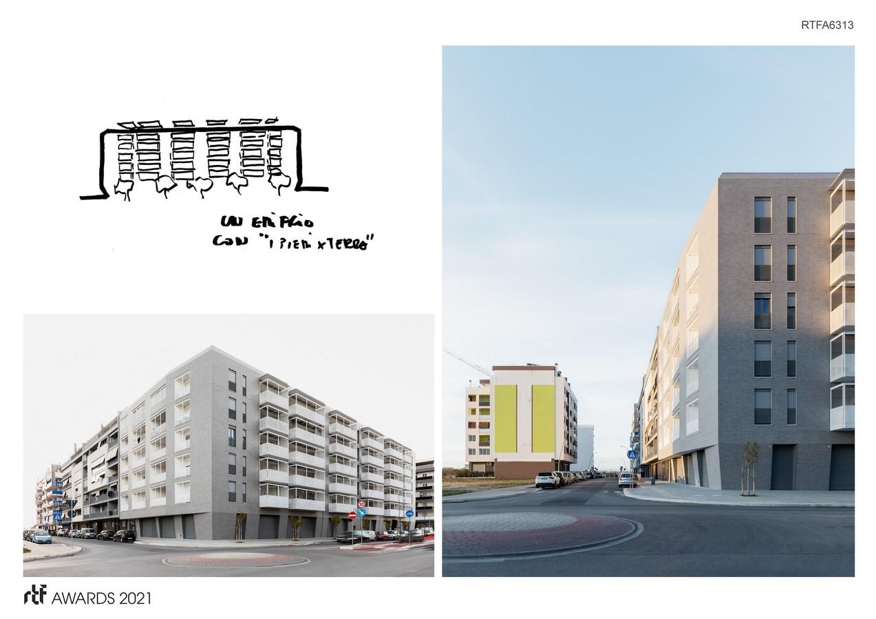 Viale Giulini Affordable Housing By Alvisi Kirimoto - Sheet2