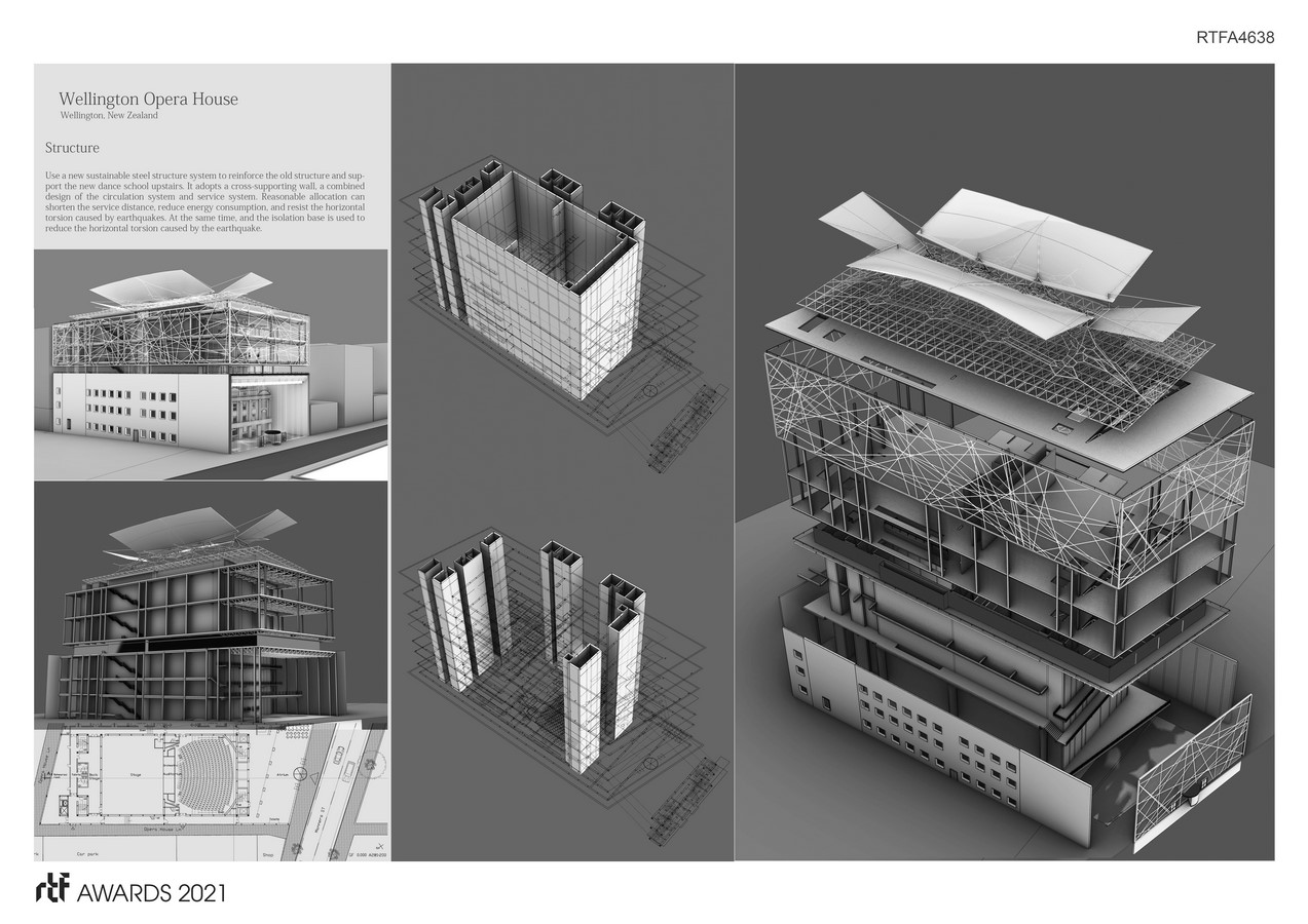 Wellington Opera House By Vincent Chu - Sheet4