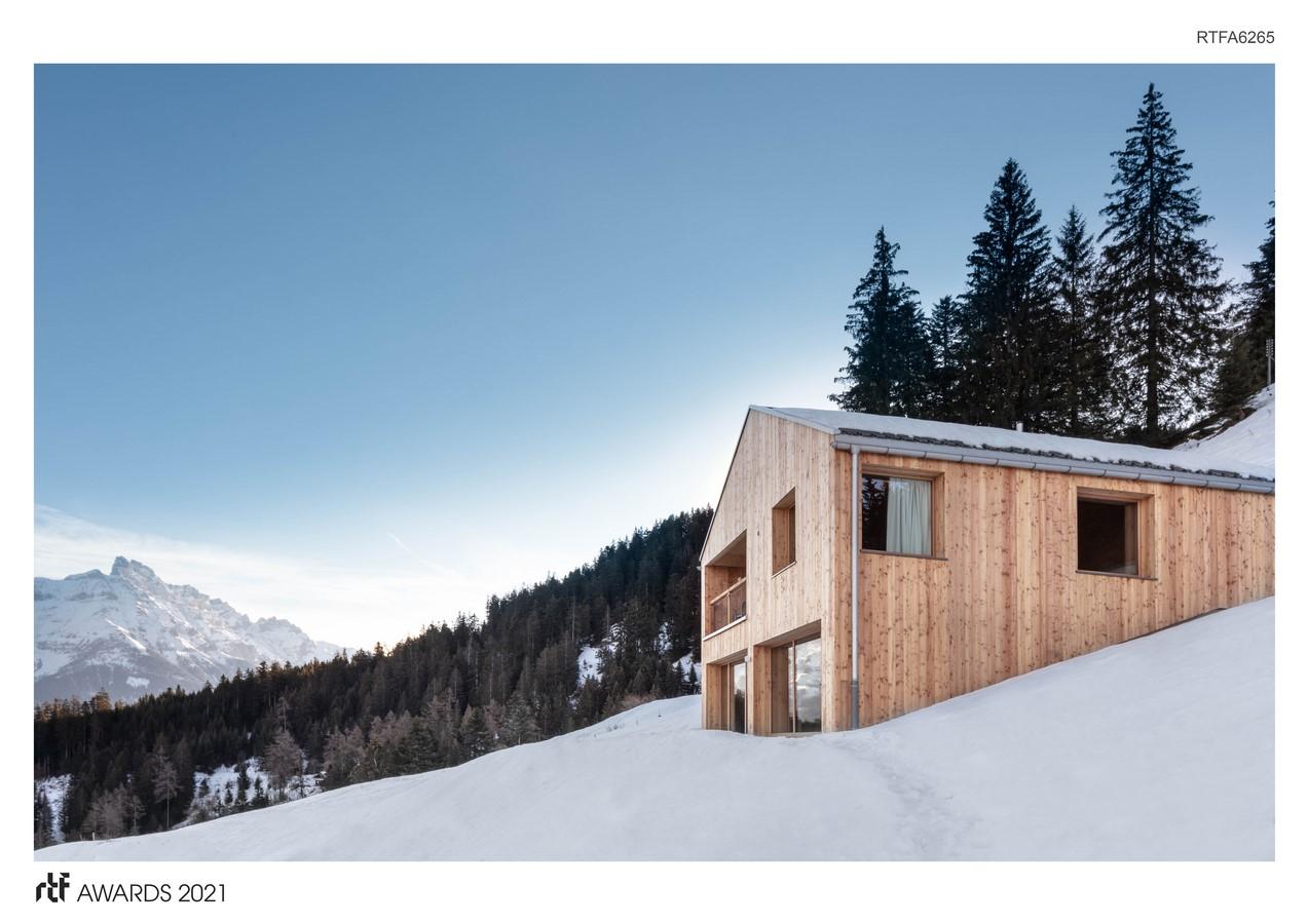 Whitepod, Suites-Chalets By Montalba Architects - Sheet1