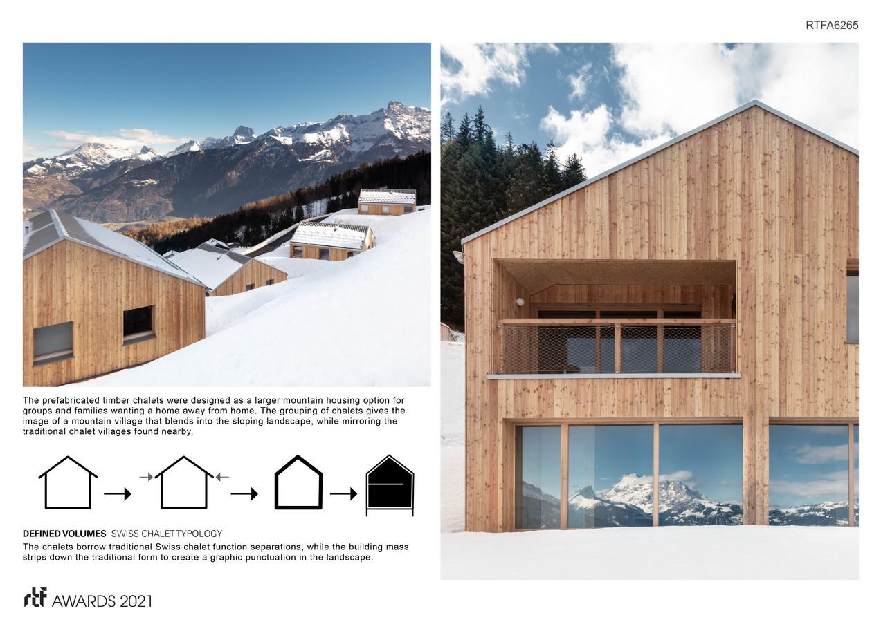 Whitepod, Suites-Chalets By Montalba Architects - Sheet2
