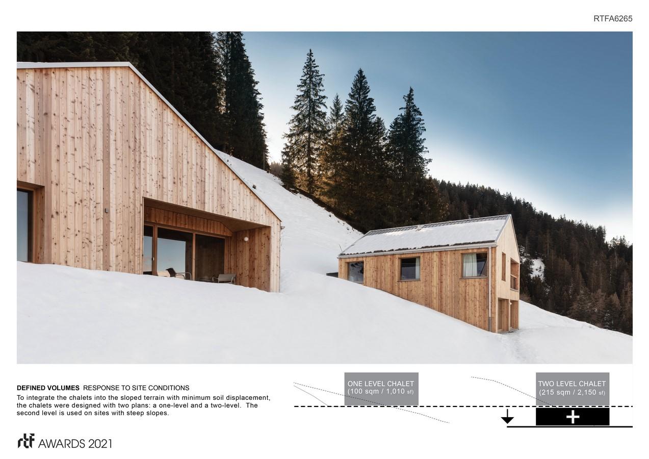Whitepod, Suites-Chalets By Montalba Architects - Sheet3