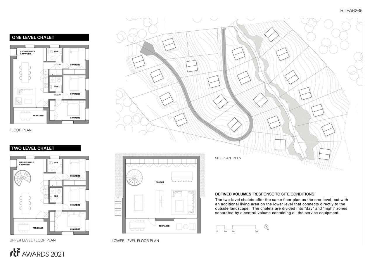 Whitepod, Suites-Chalets By Montalba Architects - Sheet4