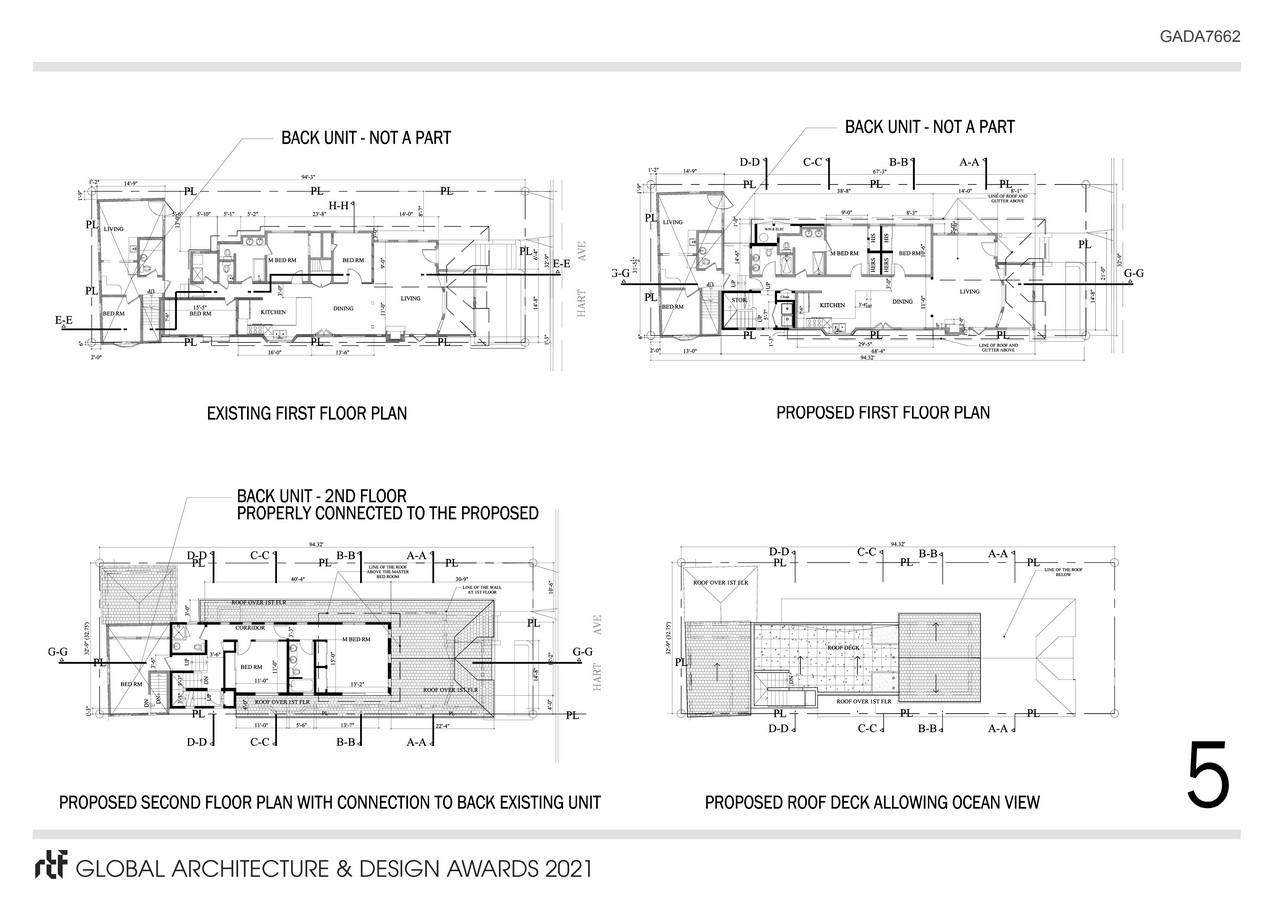 157 Hart Ave. | McClellan, Badiyi & Associates Architects - Sheet6