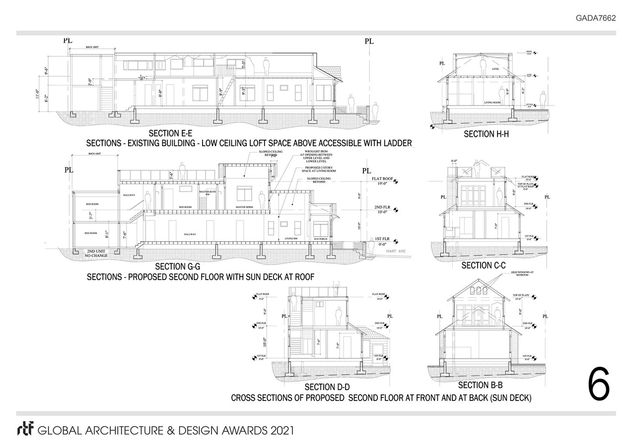 157 Hart Ave. | McClellan, Badiyi & Associates Architects - Sheet7