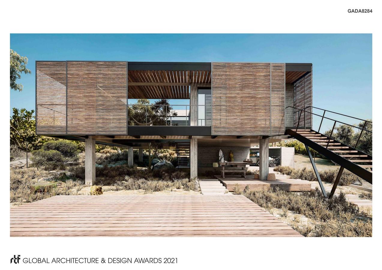 A Surfer's House | christiana karagiorgi architects - Sheet1