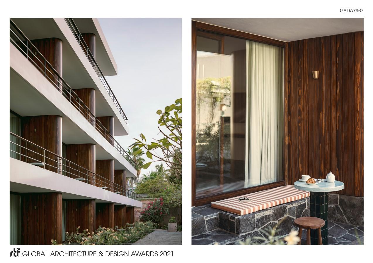 Max von Werz Arquitectos | Baja Club Hotel- Sheet5