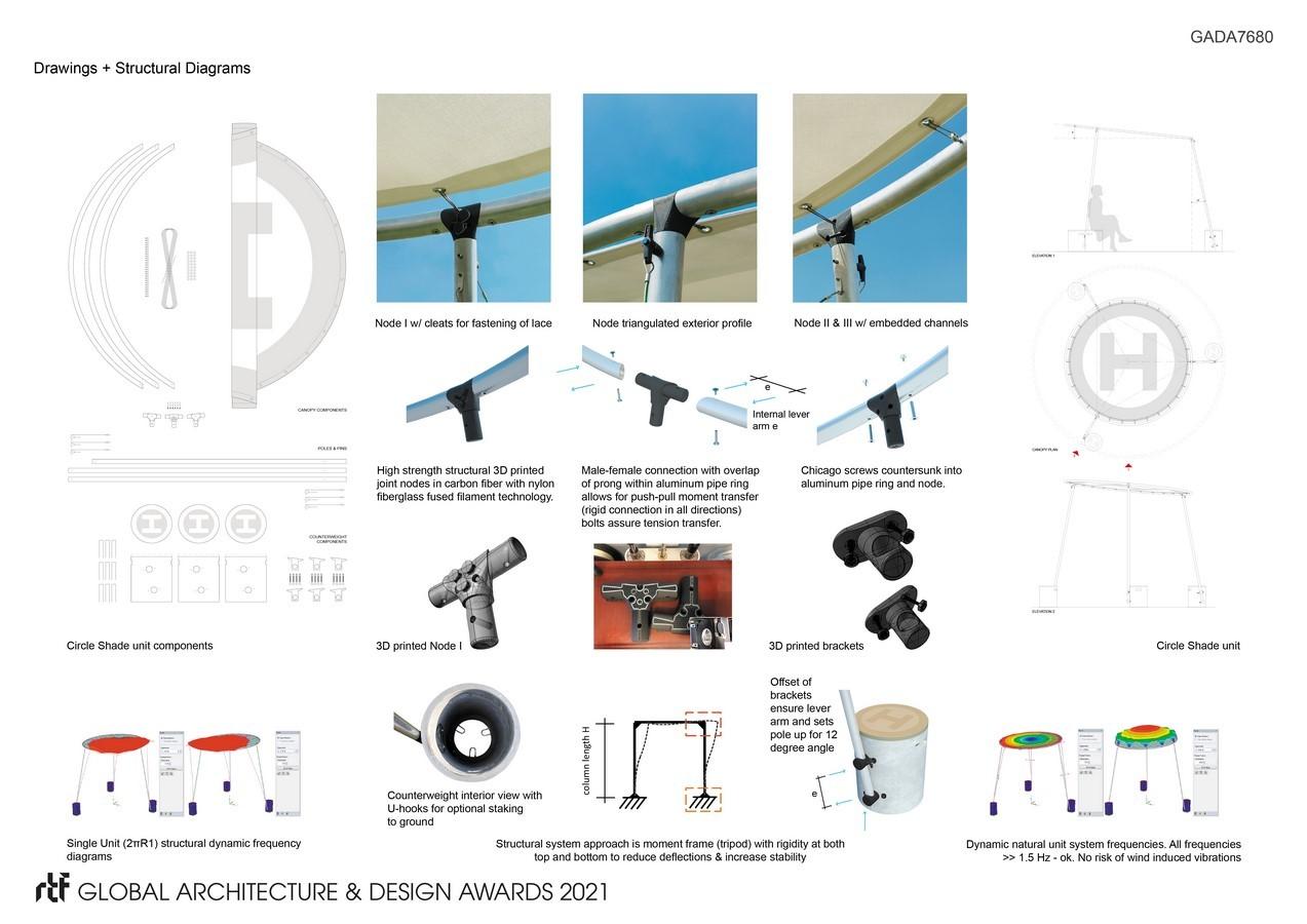 Circle Shade | Eva Jensen design - Sheet4