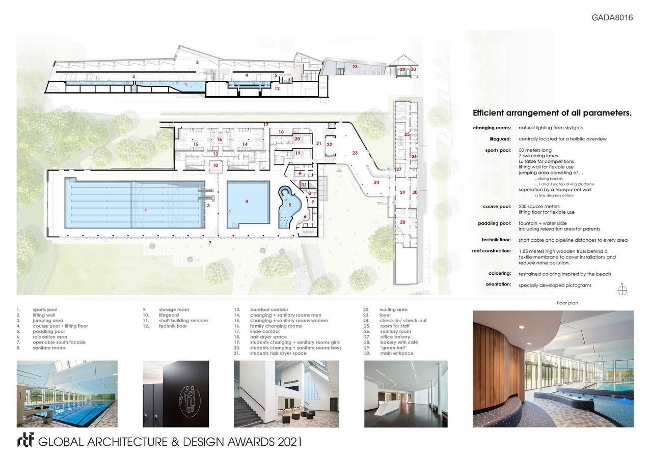 Climate-Friendly Public Swimming Pool_Ohlsdorf | Czerner Göttsch Architekten- Sheet1