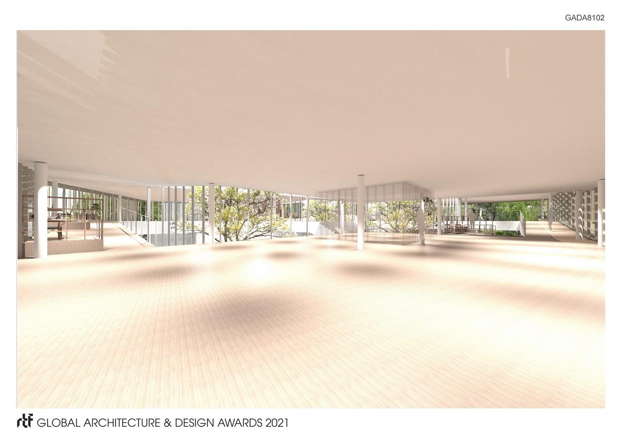Company Building in Guyancourt - Sheet5