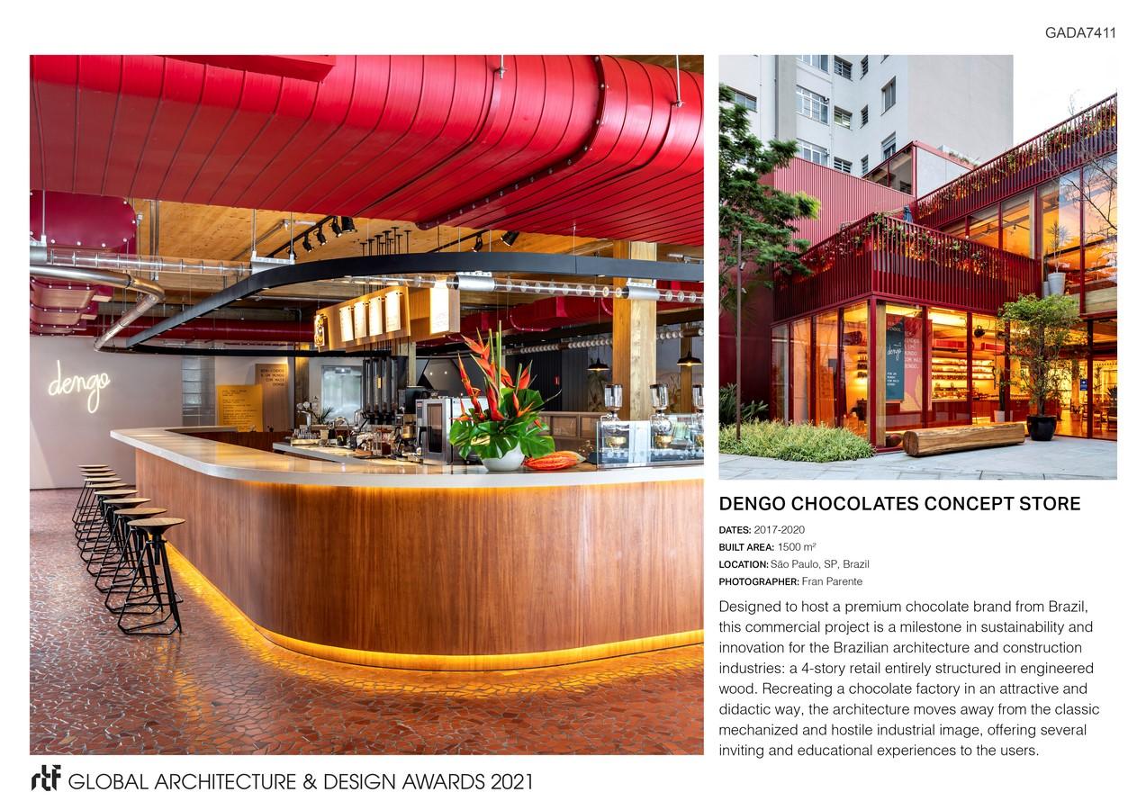 Dengo Chocolates Concept Store   Matheus Farah e Manoel Maia Arquitetura - Sheet2
