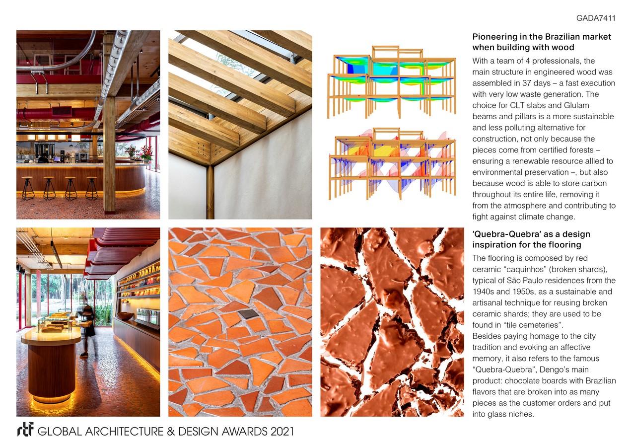 Dengo Chocolates Concept Store   Matheus Farah e Manoel Maia Arquitetura - Sheet6
