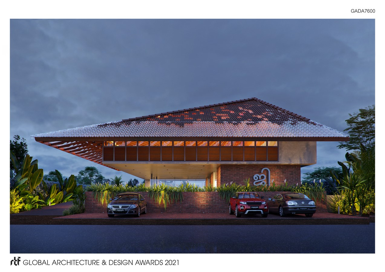 G. Smarakam - A Memorial for a Poet | Fahed + Architects - Sheet1