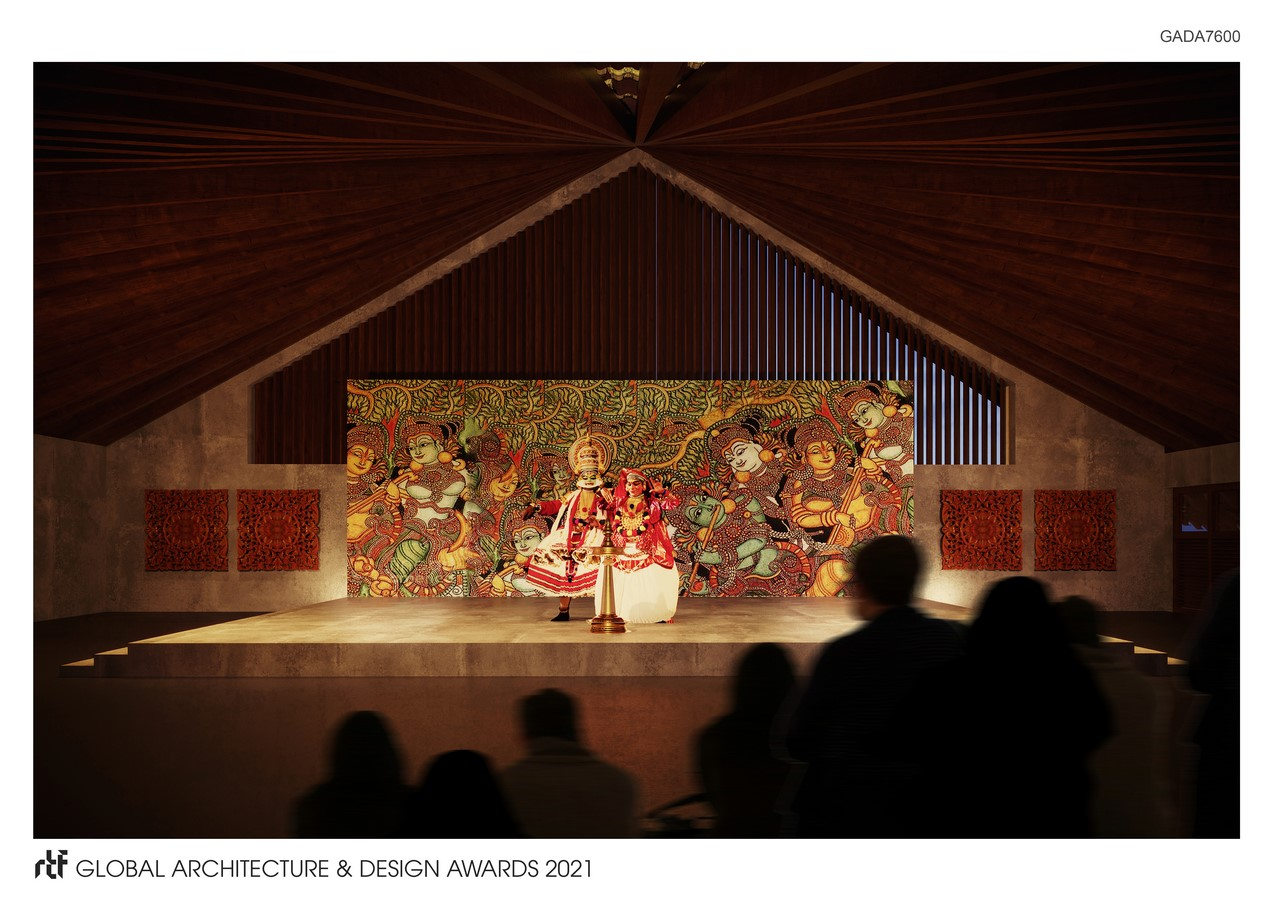 G. Smarakam - A Memorial for a Poet | Fahed + Architects - Sheet6