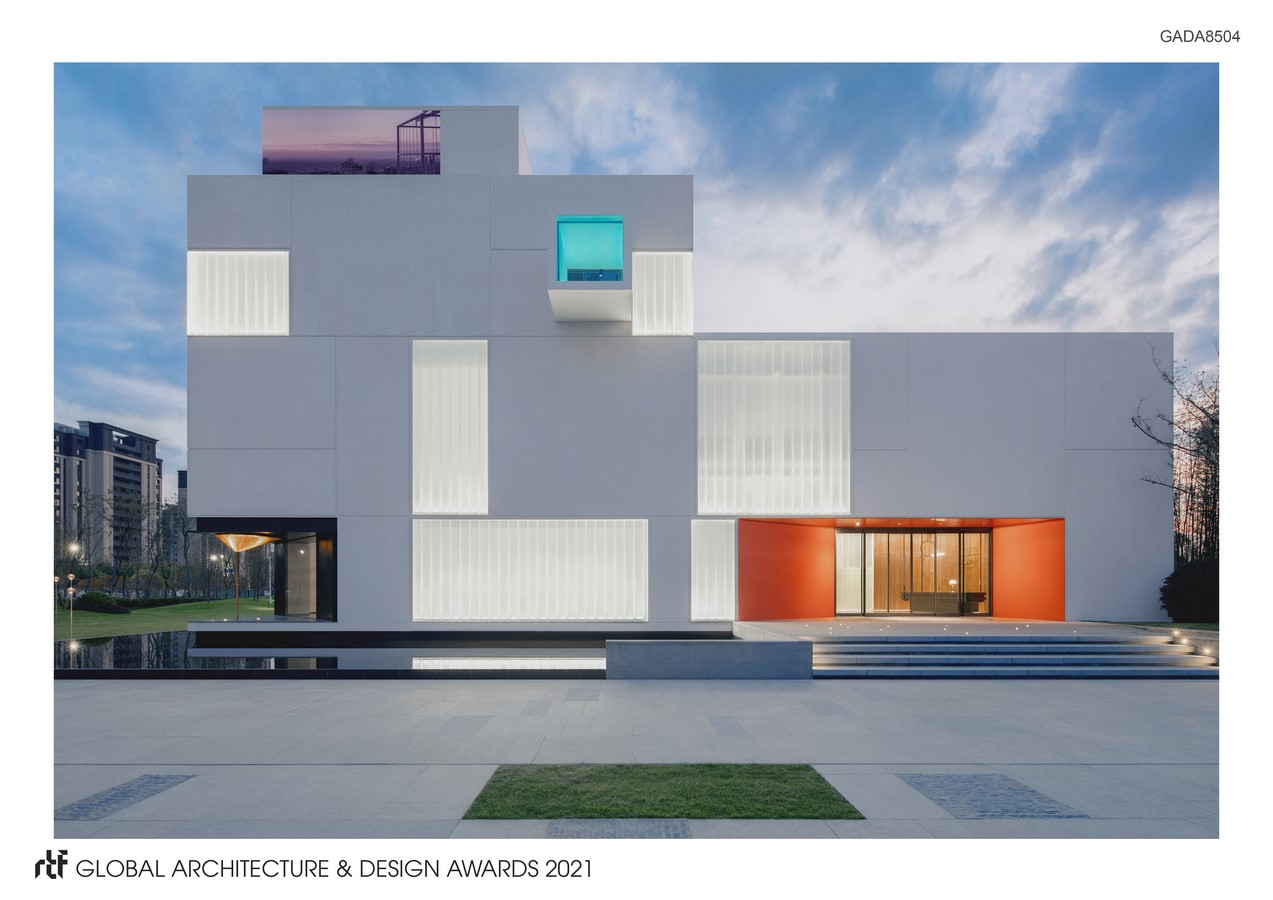 White Square G54 exhibition center   Minggu Design - Sheet1