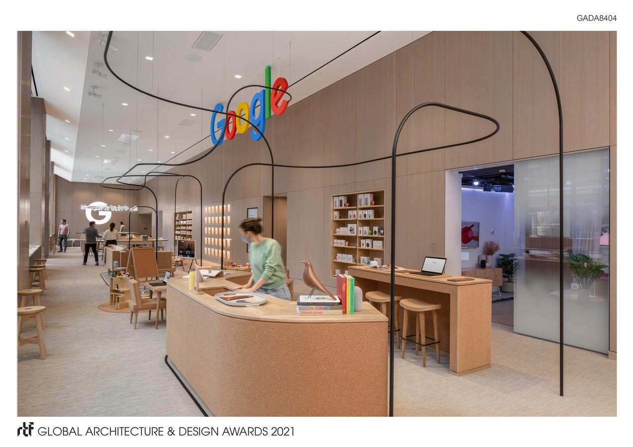 Google Store New York | Reddymade - Sheet1