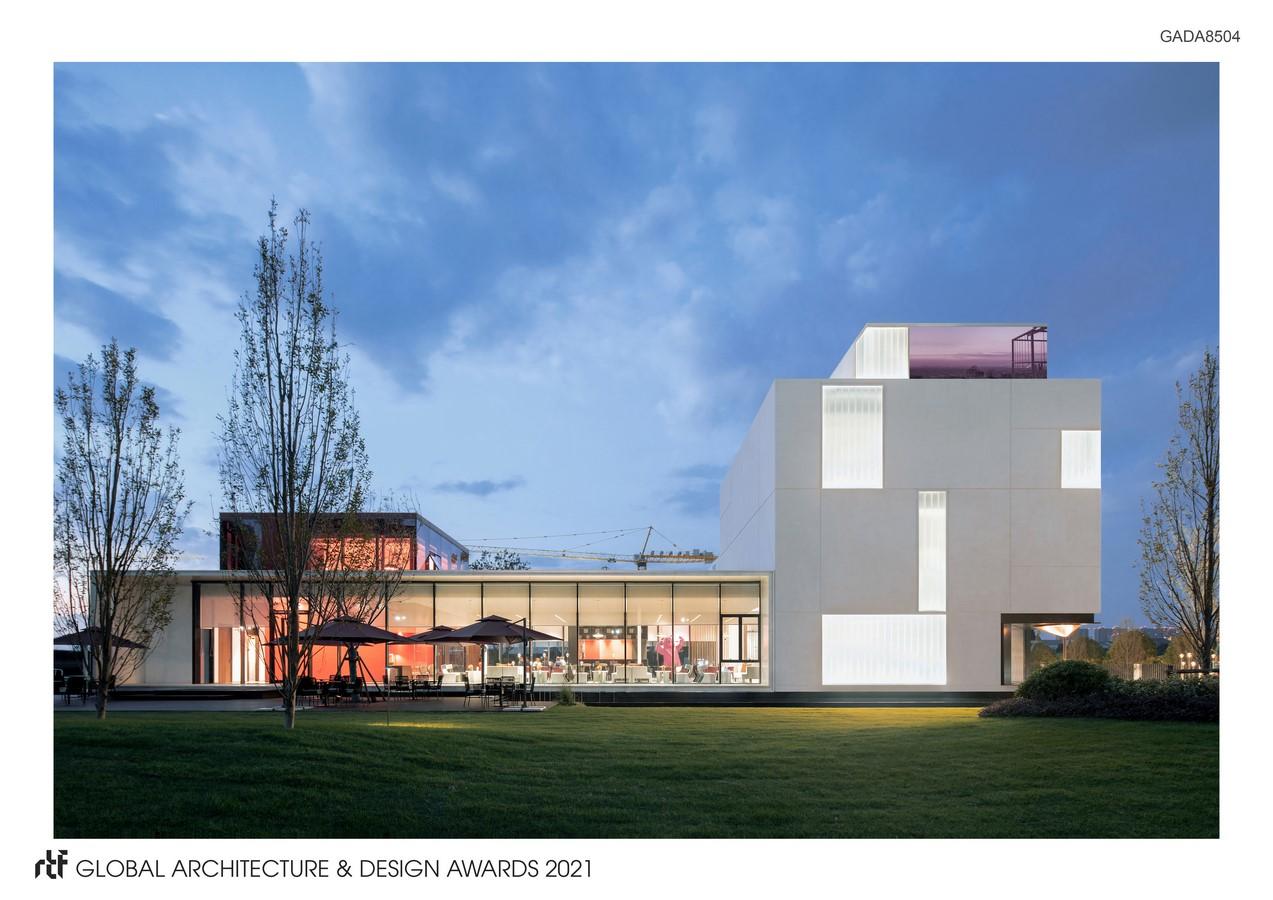 White Square G54 exhibition center   Minggu Design - Sheet2