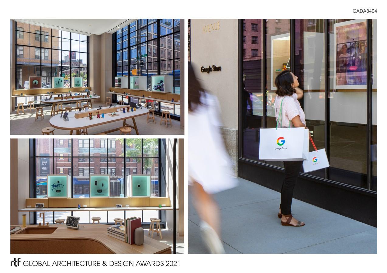 Google Store New York | Reddymade - Sheet3