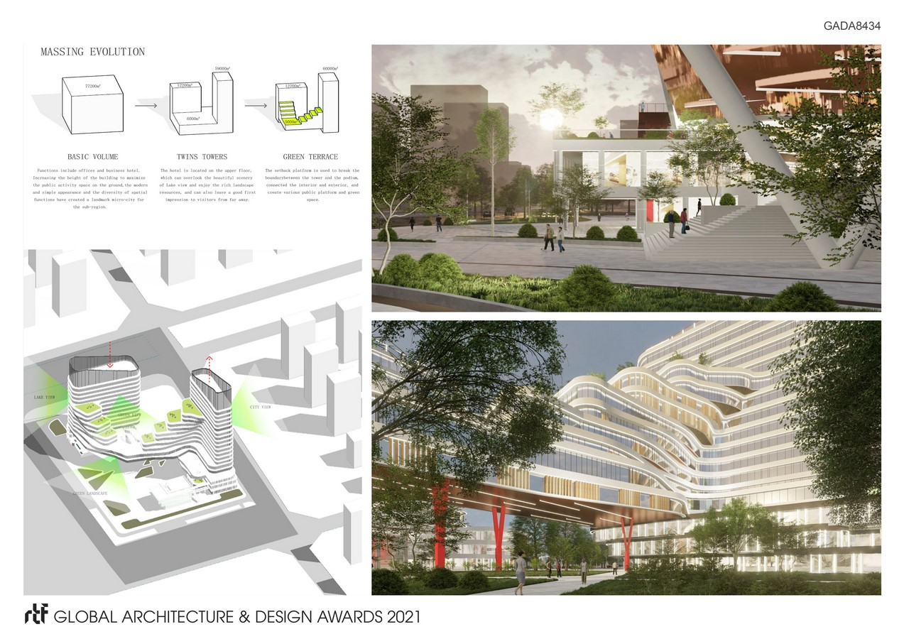 Hengshui Innvovation And Entrepreneurship Building , Binhu New District   China Construction Engineering Desiign Group Corporation Limited - Sheet2