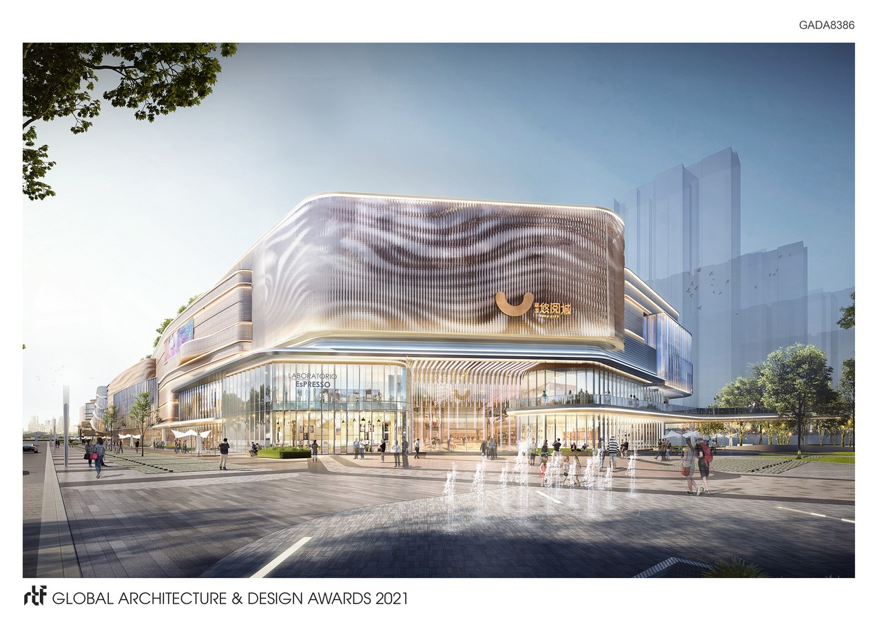 Jianfa Yoyo City | L&P Architects - Sheet1