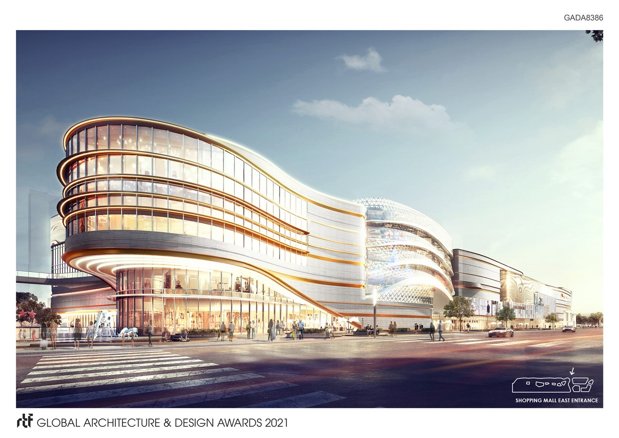 Jianfa Yoyo City | L&P Architects - Sheet2