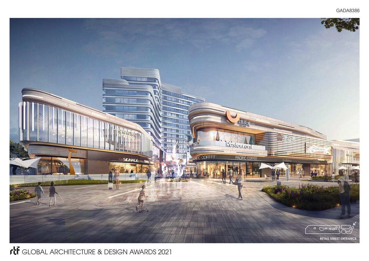 Jianfa Yoyo City | L&P Architects - Sheet3