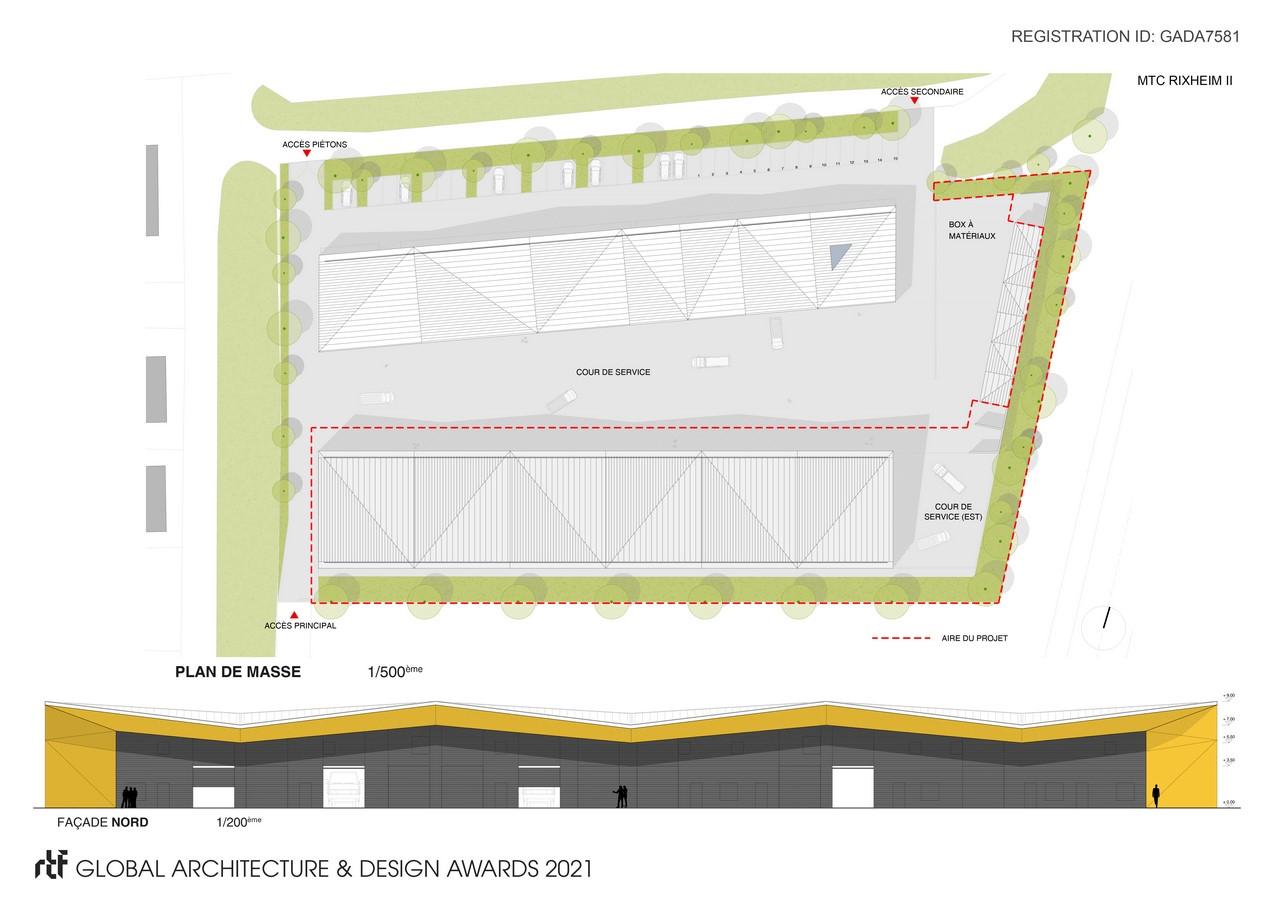 MTC Rixheim 2 | ARW Associates - Sheet2