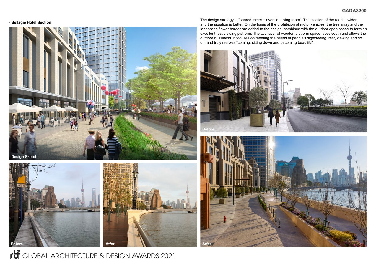 Design of Waterfront Space Connection Scheme of North Suzhou Road (Hongkou section) - Sheet4