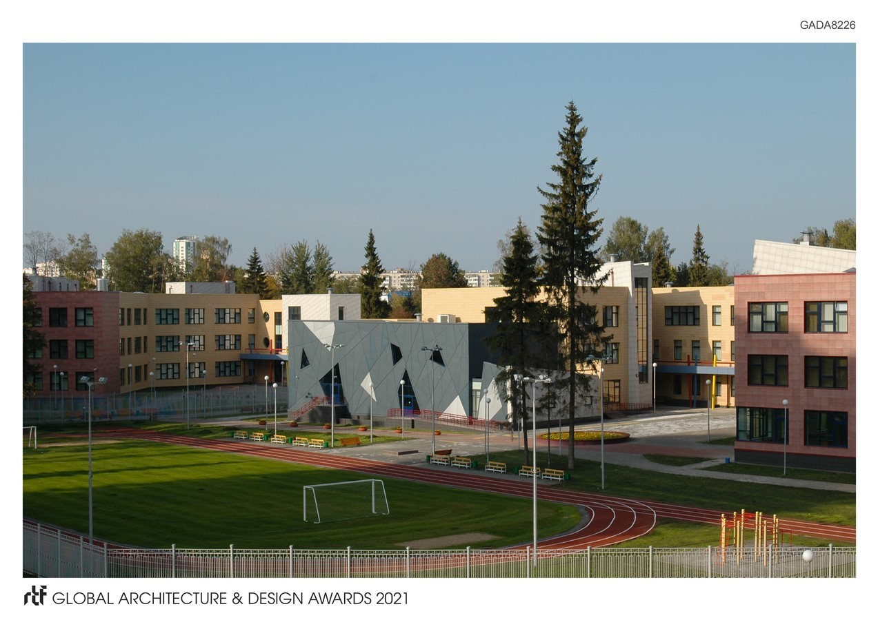 """Third AwardState Budgetary Educational Institution of the City of Moscow """"School No 2045"""" - Sheet1"""
