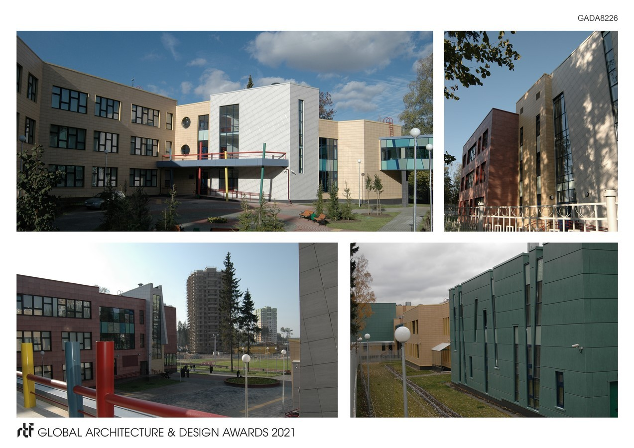 """Third AwardState Budgetary Educational Institution of the City of Moscow """"School No 2045"""" - Sheet2"""