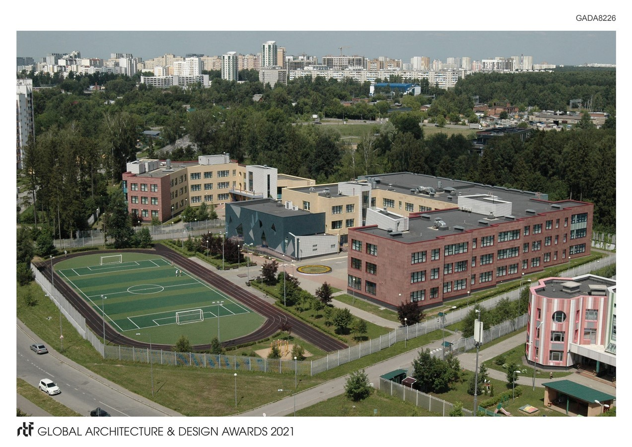 """Third Award State Budgetary Educational Institution of the City of Moscow """"School No 2045"""" - Sheet5"""