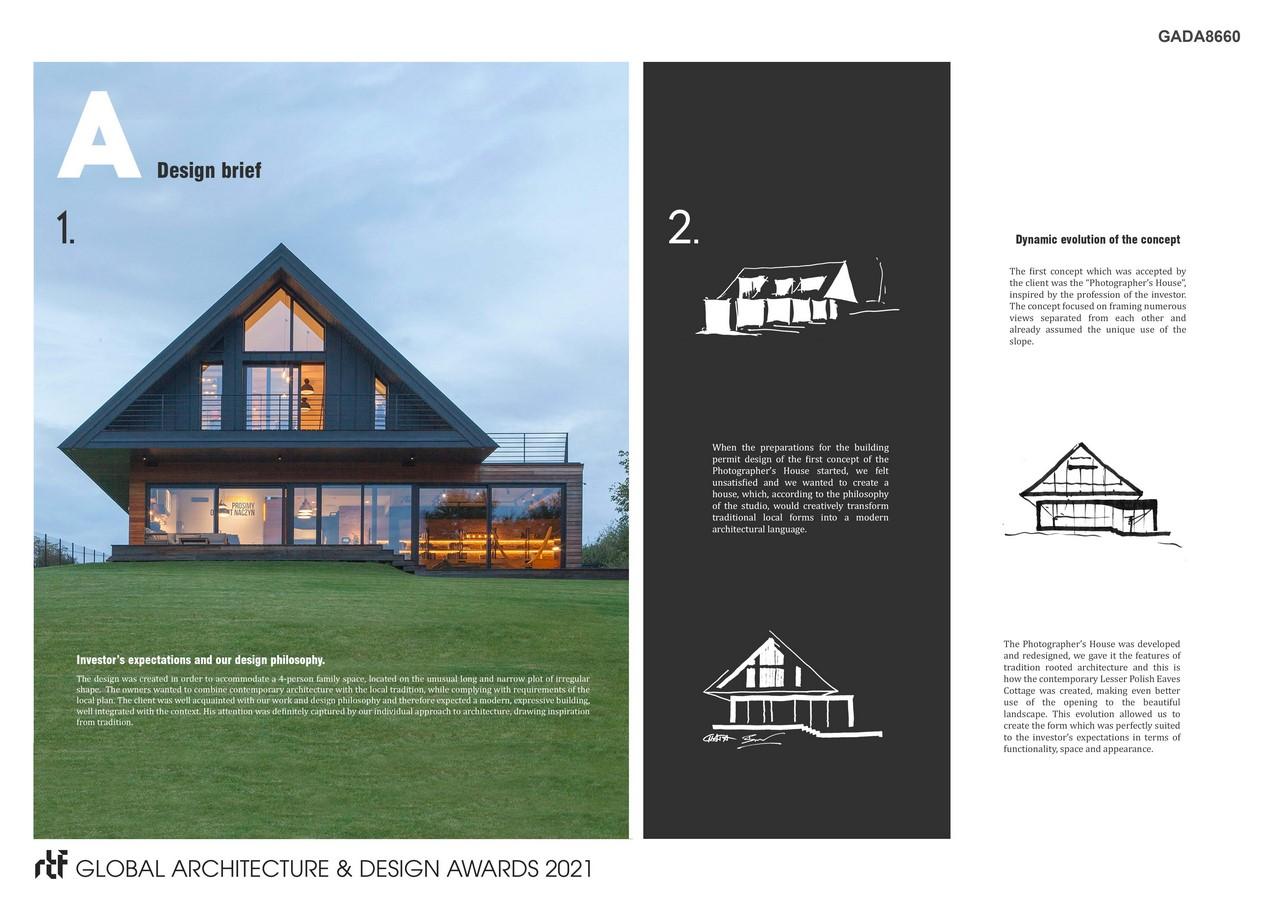 The Lesser Polish Eaves Cottage   BXB Studio Bogusław Barnaś - Sheet2