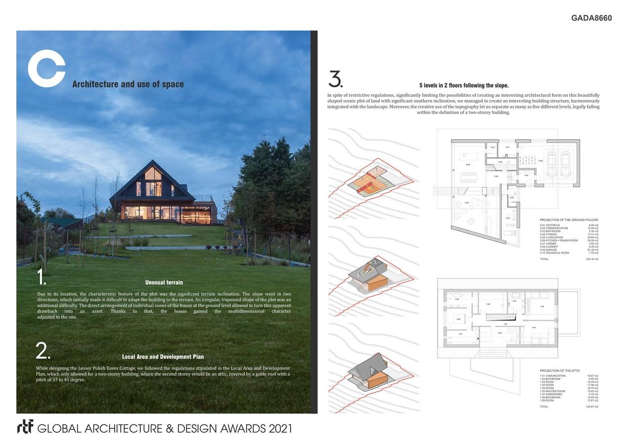 The Lesser Polish Eaves Cottage   BXB Studio Bogusław Barnaś - Sheet4