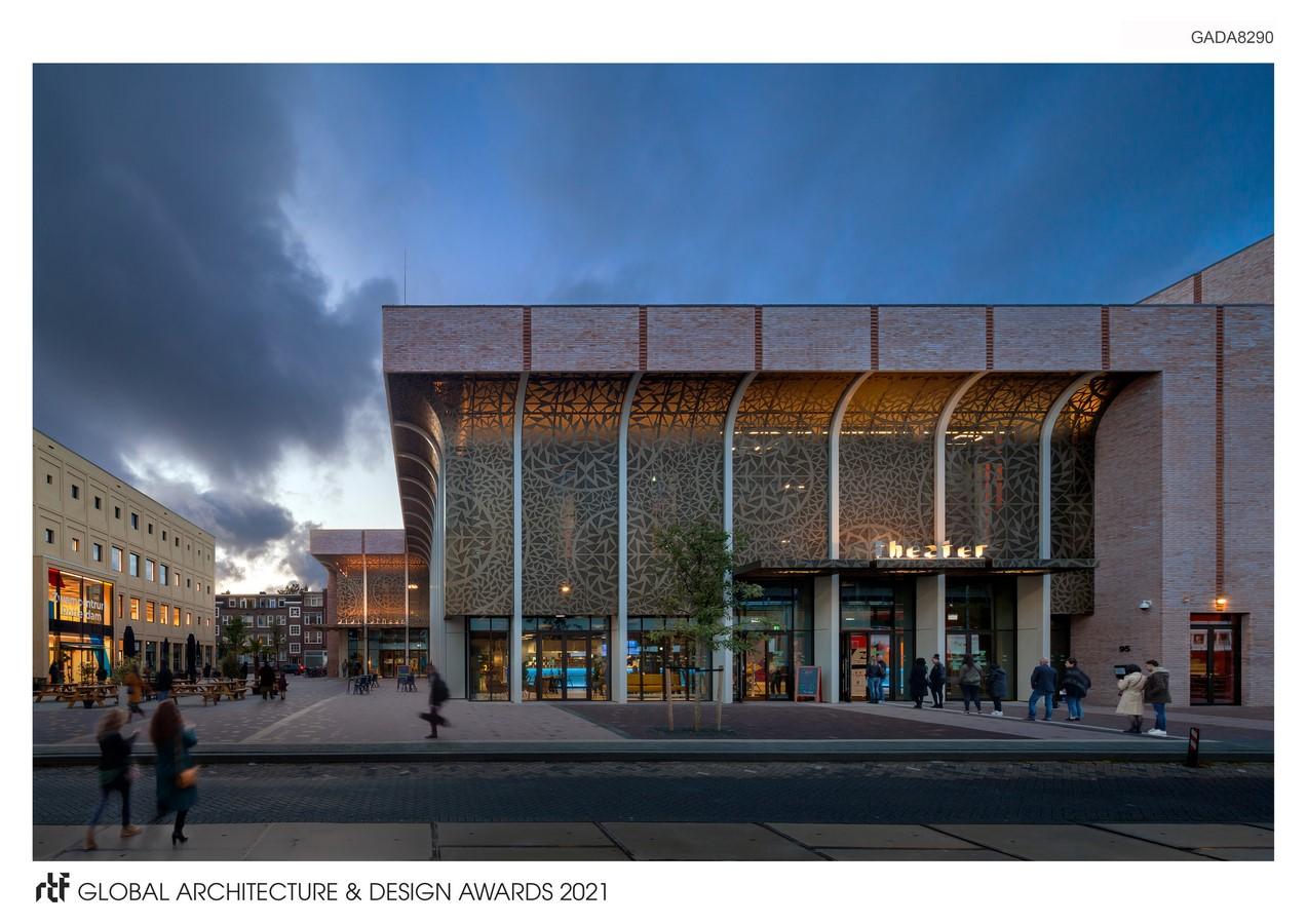 Theater Zuidplein | De Zwarte Hond - Sheet2