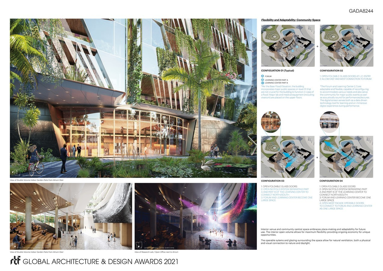 University of Miami Medical Education and Research Center - Sheet5