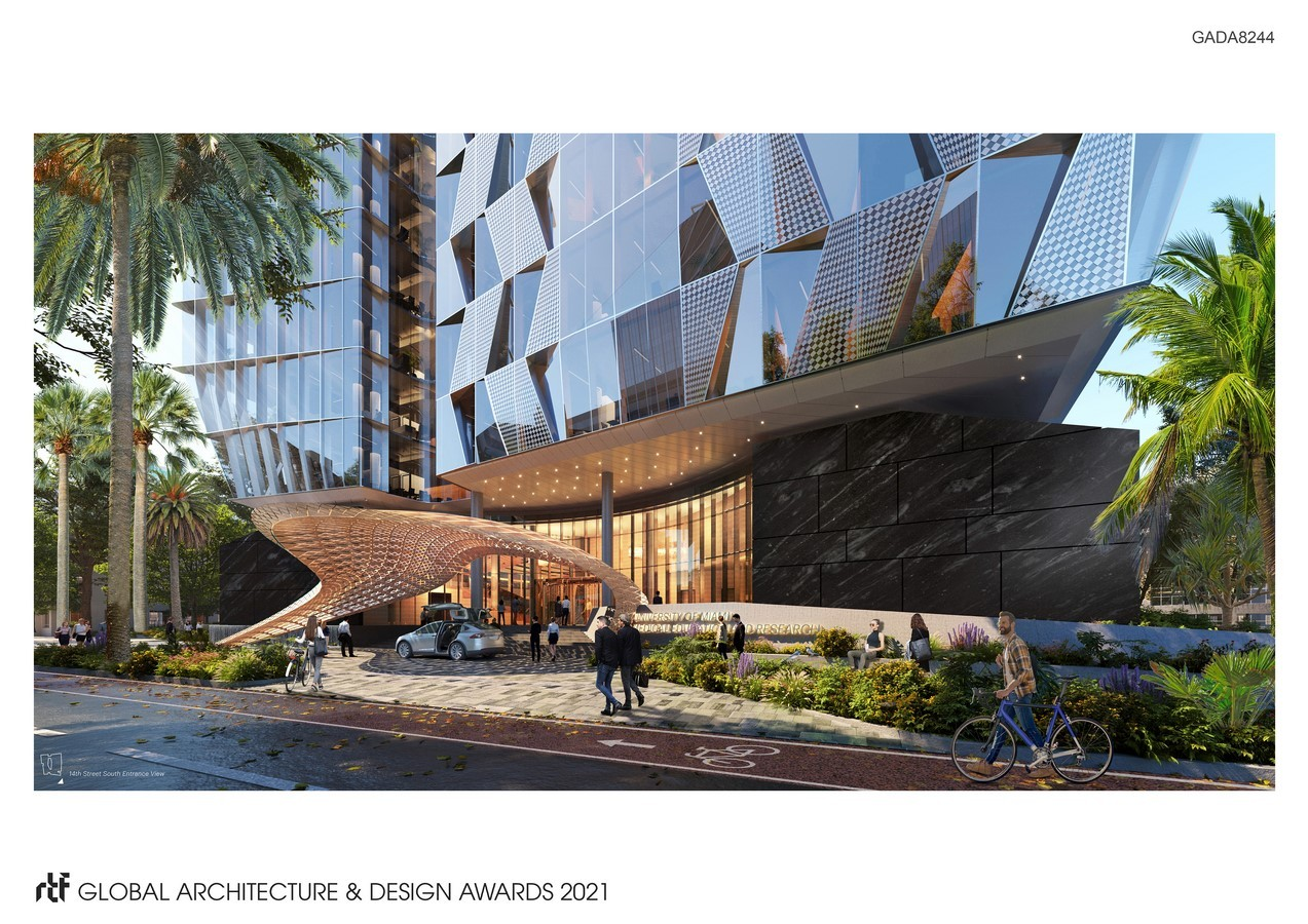 University of Miami Medical Education and Research Center - Sheet6